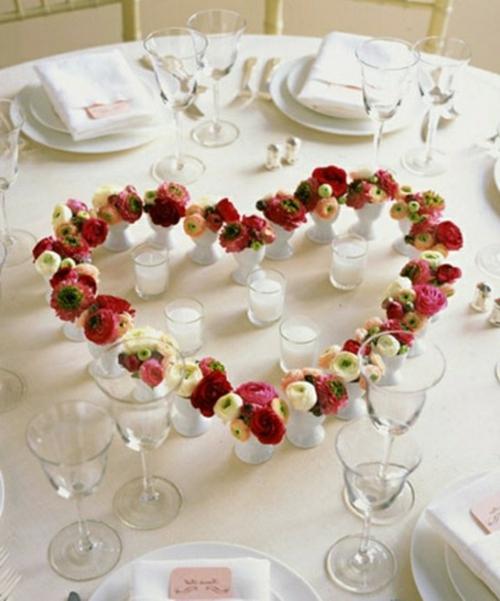 Valentinstag Ideen Zum Verlieben Mit Blumen Kerzen Und Herzen