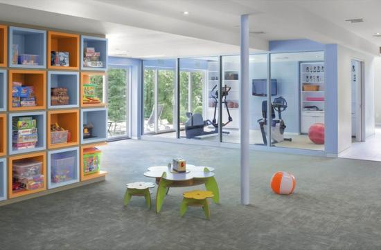 Fitnessraum Einrichten Tipps Und Ideen Fr Ein Fitness