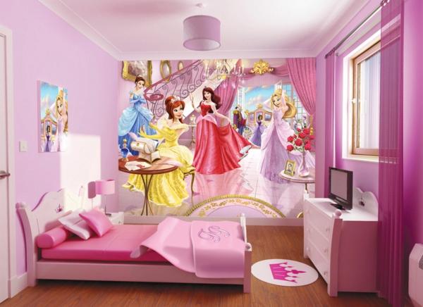 Kinderzimmer ideen für mädchen prinzessin  KINDERZIMMER IDEEN FÜR MäDCHEN – nxsone45