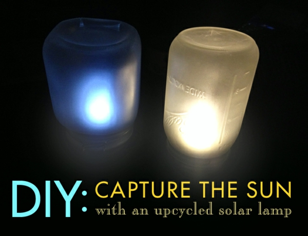 Solarlaterne Coole Idee Zum Selber Basteln