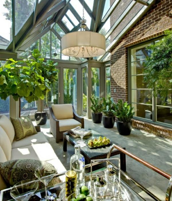Veranda Wintergarten Gestalten Sie Ihre Eigene Erholungsoase