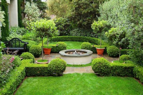 Gartentipps Für Einen Kleinen Garten Nach Italienischer Art