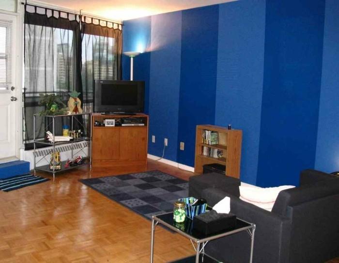 Fnf Berraschende Kombinationen Mit Wandfarbe Blau