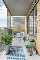 50 Ideen, wie man die kleine Terrasse gestalten kann