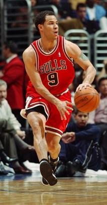 Brunson as a member of the Bulls