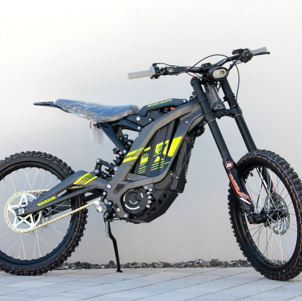 Sur-Ron LB-X electric motorcycle