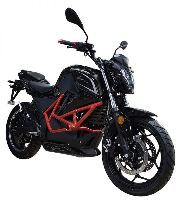 Ebroh Brave GLE  Electric motorcycle