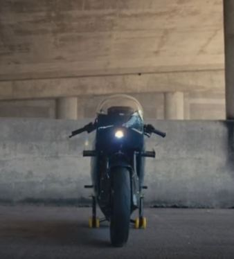 Zero Motorcycles Deus Ex Machina design