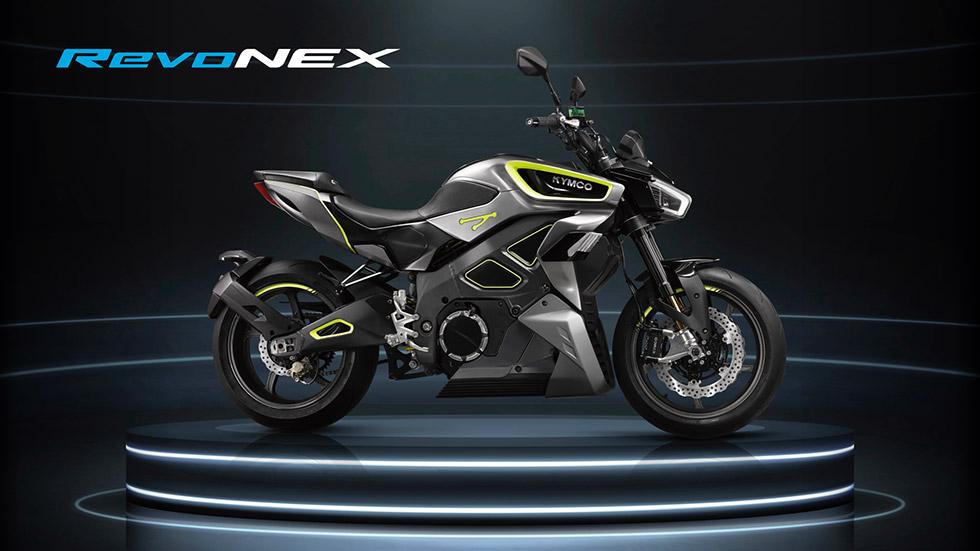 KYMCO RevoNEX electric motorcycle