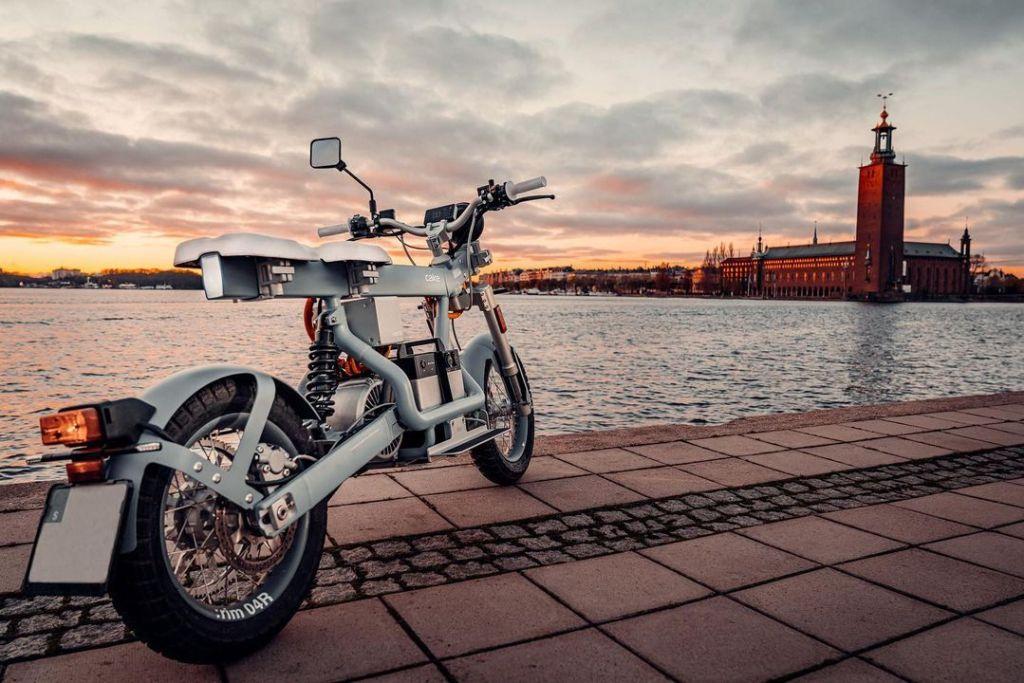 Cake Ösa electric motorcycle