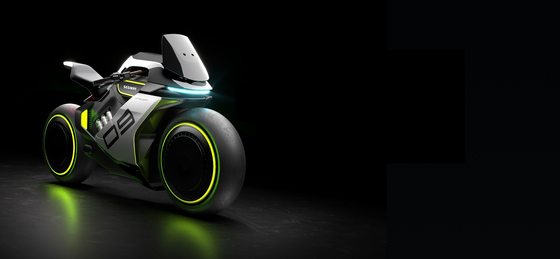 Segway APEX H2, A Hydrogen Hybrid Electric Motorcycle Unveiled, Here's what to expect.