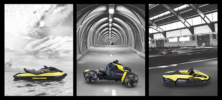 Electric Can-Am Coming! BRP, Bombardier Recreational Products, To Introduce Electric Models  In Each Of Its Product Lines