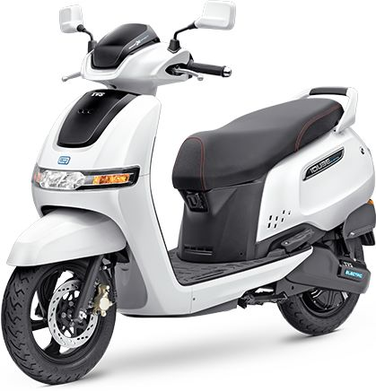 TVS Motor Launch The iQube Electric Scooter in Kochi