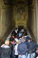 The Scala Sancta or Holy Stairs