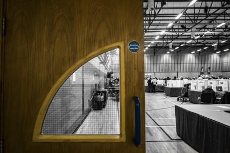 through-the-door