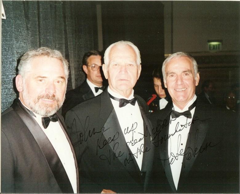 General William C. Westmoreland & Pete Peterson