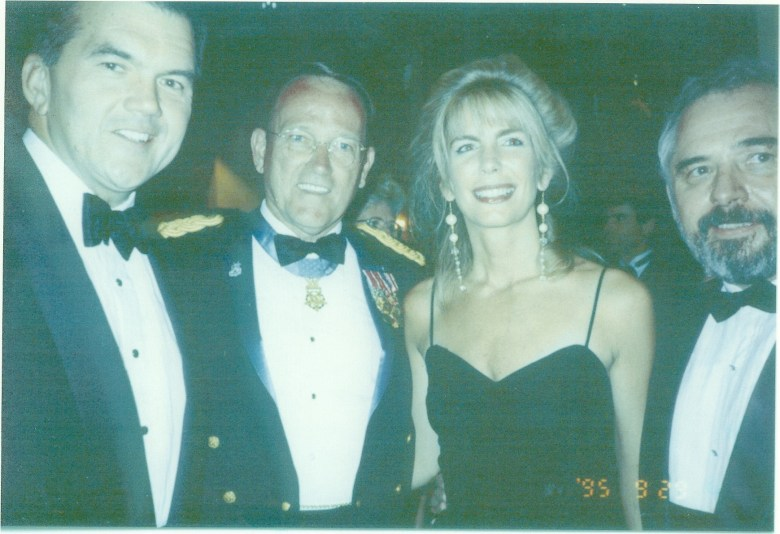 Col. Roger Donlon & Tom Ridge