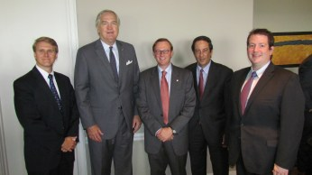 Montgomery FedSoc Steering Committee with AG Luther Strange