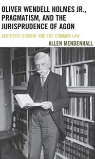 Book Cover: Oliver Wendell Holmes by Allen Mendenhall