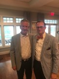 With Coach Tommy Tuberville