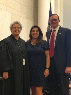 With Judge Susan Russ Walker