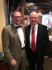 With Ken Starr