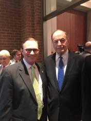 With Senator Richard Shelby