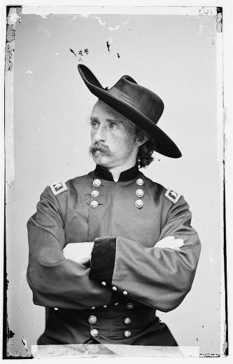 Maj. Gen. George Custer
