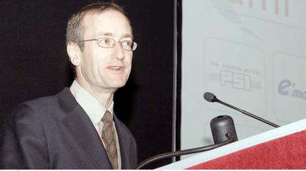 FIA consultant Tony Purnell