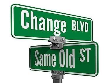 Change Management Using Advanced Analytics