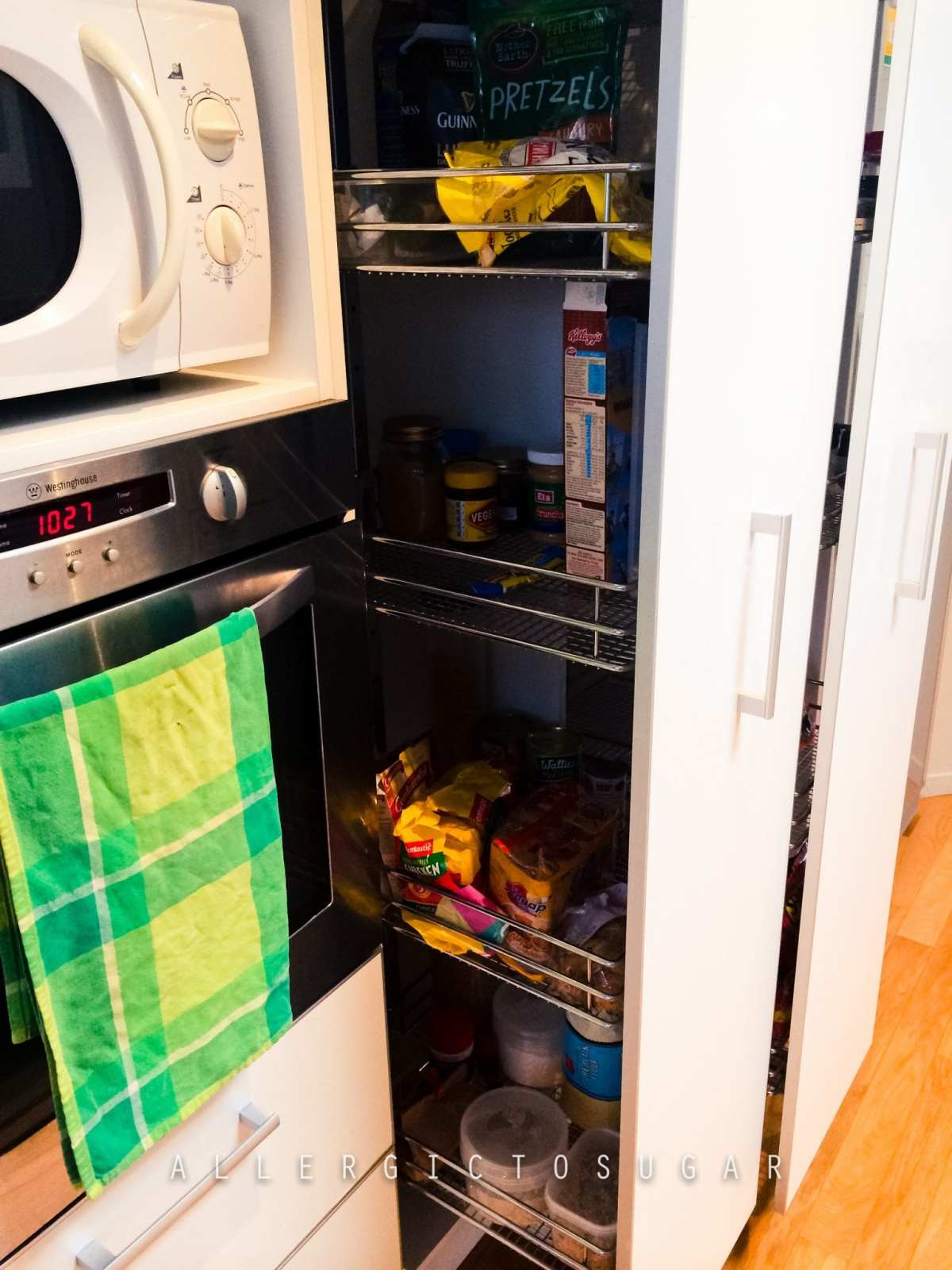 Allergic to Sugar: Whole 30 Kitchen Clean Out