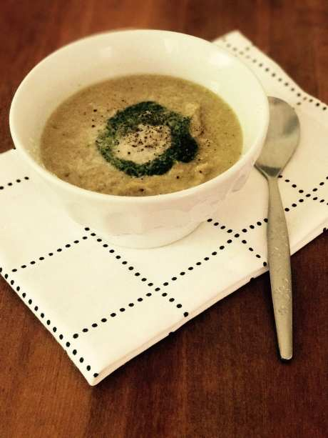 Allergic to Sugar - Kale, White Bean & Chicken Soup - 5DPT