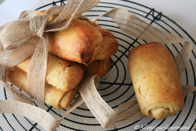 pains au chocolat sans gluten sans œufs