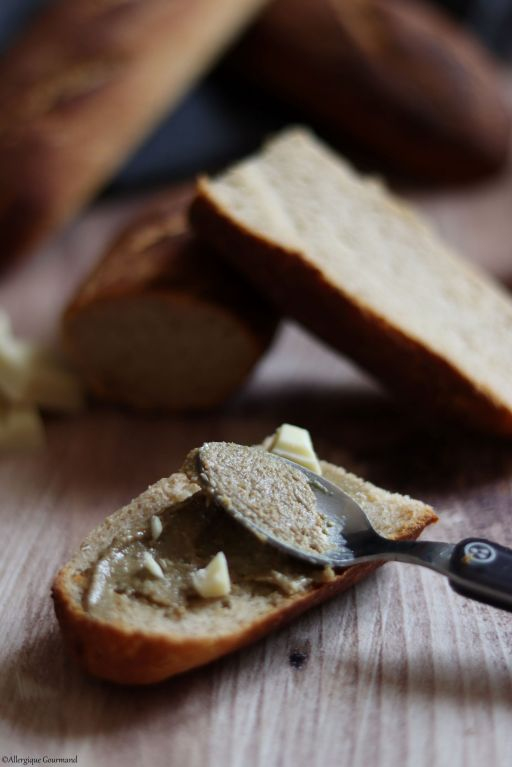 pain au lait végétal au levain sans gluten sans lait sans oeufs