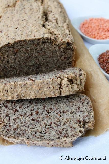 pain magique sans gluten