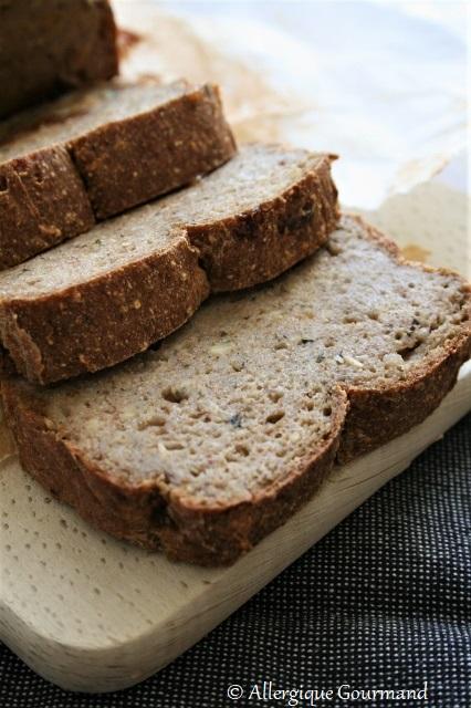 pain magique sarrasin quinoa sans gluten