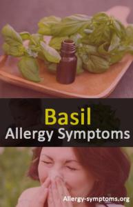 basil-allergy-symptoms