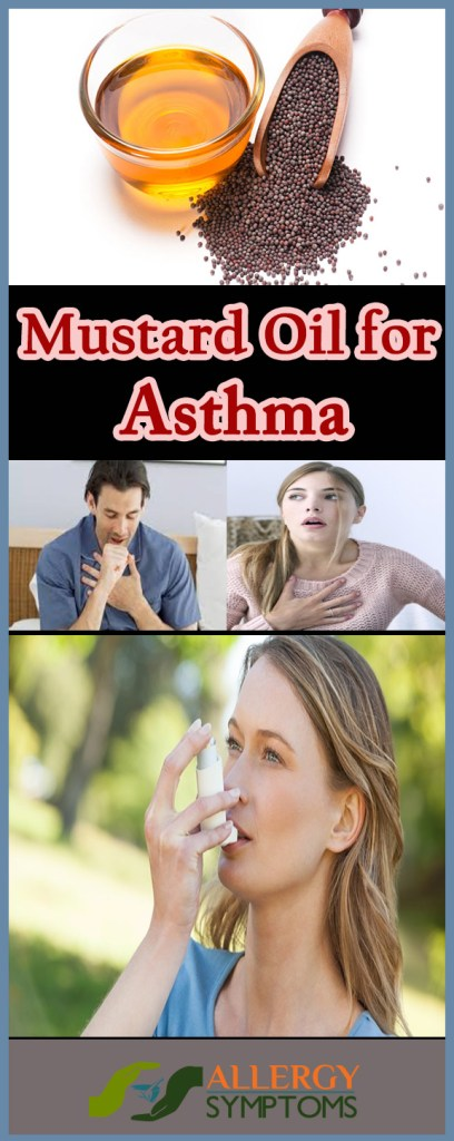 Mustard Oil for Asthma