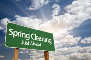 start Spring Cleaning Now