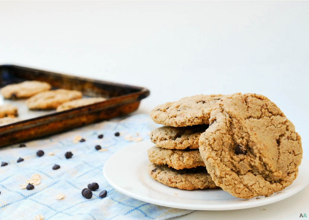 gluten-free-dairy-free-oatmeal-chocolate-chip-cookie-recipe
