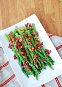 allergy-friendly asparagus