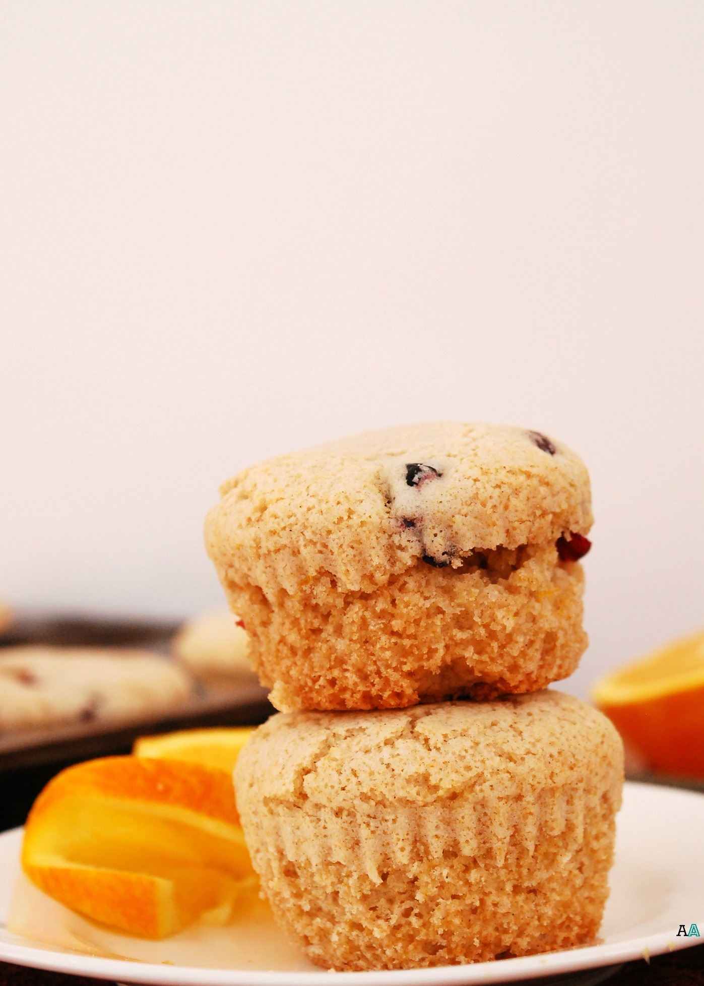 Orange Muffins From Cake Mix