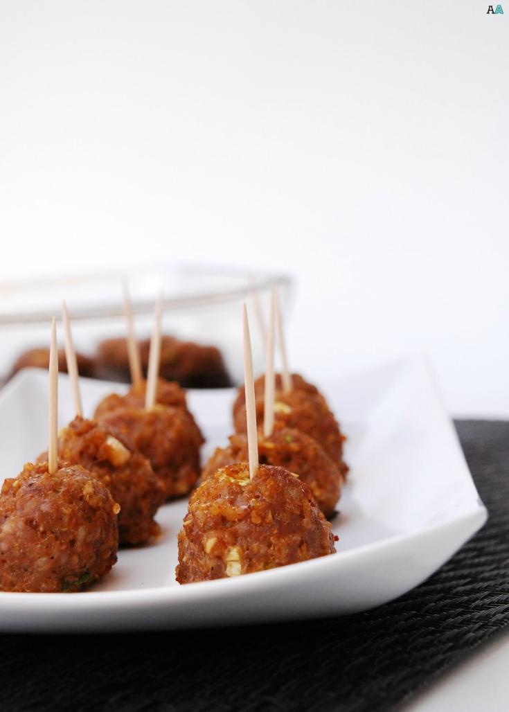 Asian Quinoa Meatballs (GF, DF, Egg, Peanut/Tree nut Free)