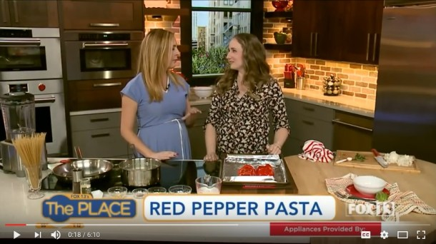 Allergy-friendly Red Pepper Pasta Recipe by AllergyAwesomeness