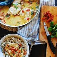 30 Minute Dairy-Free Creamy Tuscan Chicken (GF, DF, Egg, Soy, Peanut, Tree nut Free, Top 8 Free)