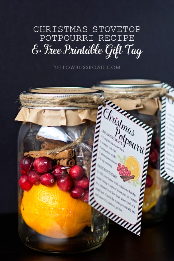 10+ Food-Free Neighbor Holiday Gifts Roundup by AllergyAwesomeness.com