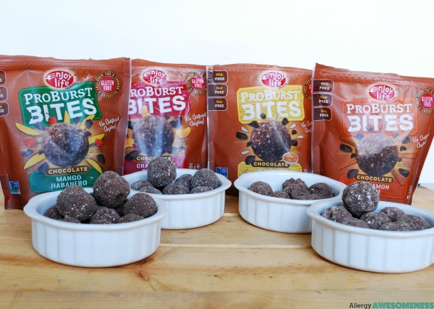 ProBurst Bites A New Allergy Friendly Snack by AllergyAwesomeness