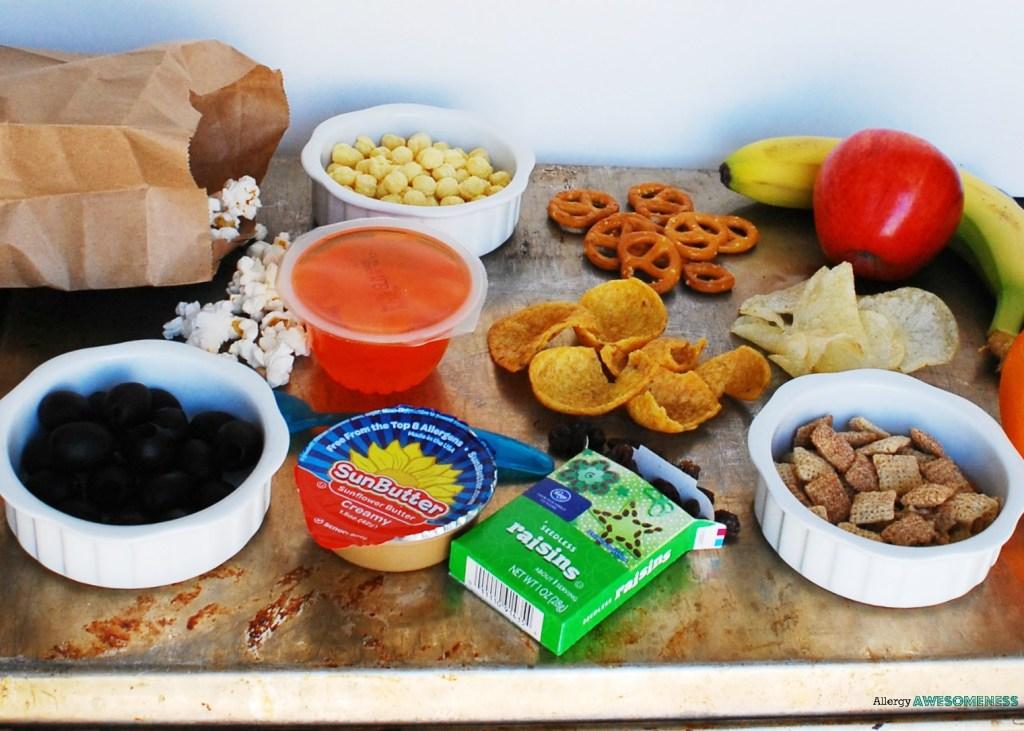No bake allergy friendly snacks by AllergyAwesomeness