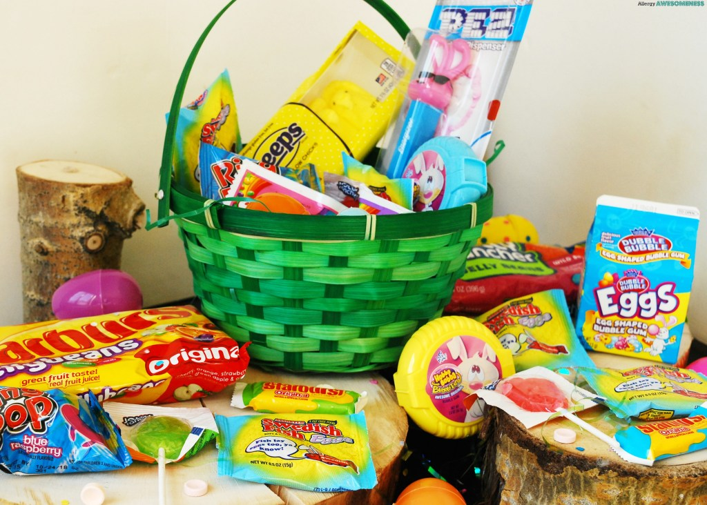 Gluten-free & Dairy-free Easter Candy List by AllergyAwesomeness