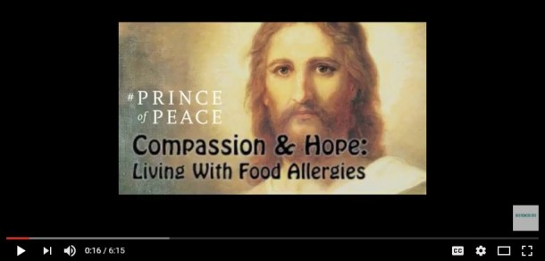 Living with Compassion & Hope: Moms Share Food Allergy Journey